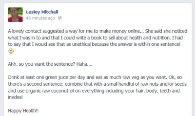 Why-I-Wouldnt-Write-A-Book-On-Nutrition-To-Make-Money-Online